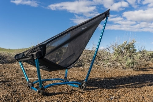 helinox ground chair review - gear - trailgroove magazine