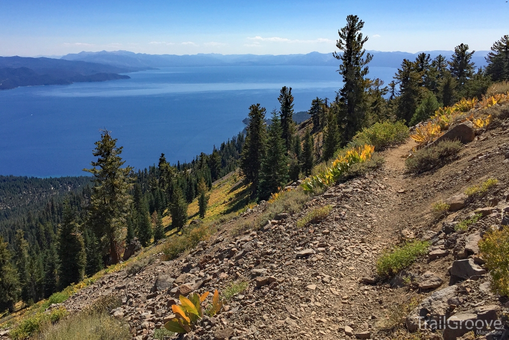 Hiking the Tahoe Rim Trail