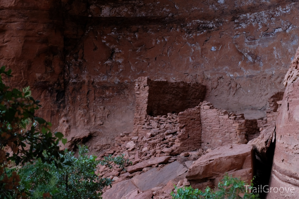 Palatki Ruins Cliff Dwellings