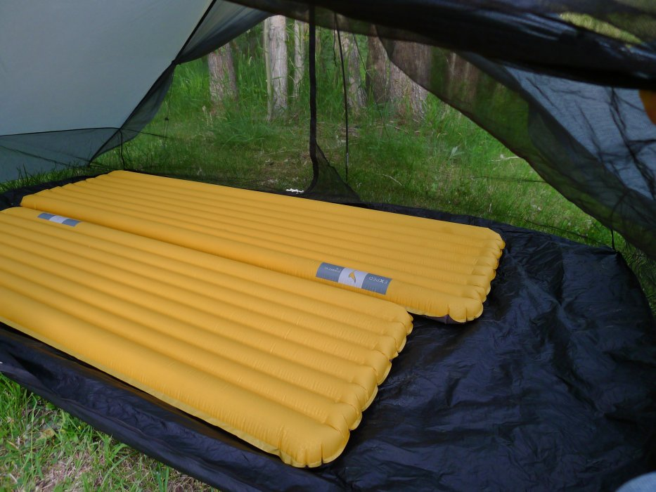 Review Exped Synmat Ul 7 Sleeping Pad Gear