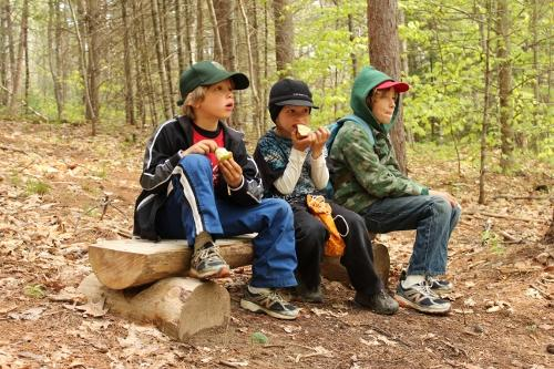 The Labor and Love of Hiking with Children