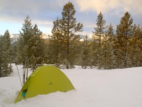 The Firstlight 4 Season Tent from Black Diamond & Black Diamond Firstlight Tent Review - Gear - TrailGroove Magazine