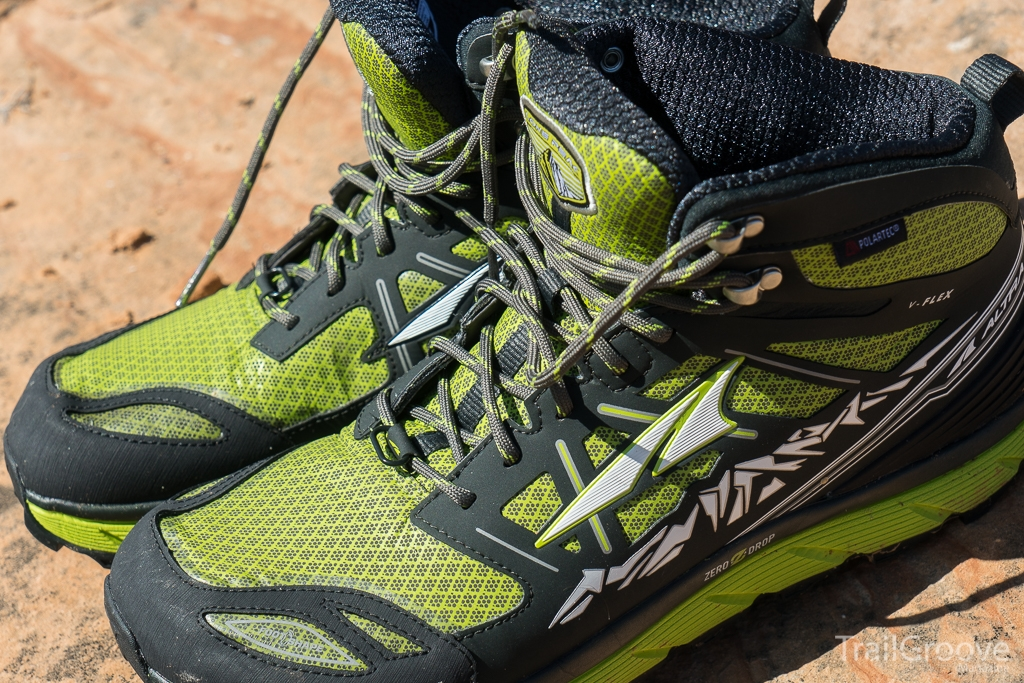 Altra Lone Peak NeoShell Mid Review