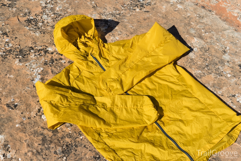 Backpacking and Hiking Wind Shirts and Jackets