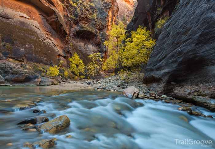 Hiking and Photographing the Zion Narrows