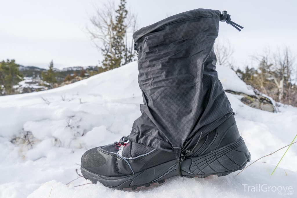 Gaiters for Hiking and Snowshoeing