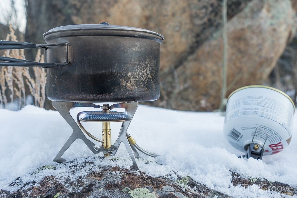 Inverted Canister Stove - MSR Wind PRO II