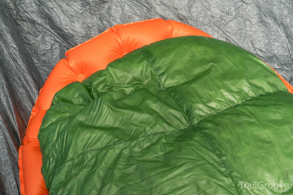 Mummy Shaped Backpacking Sleeping Pad - Weight Savings but Not as Much Room as Rectangular