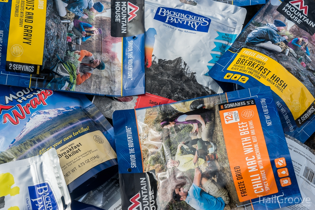 Best Dehydrated and Freeze-Dried Backpacking Meals from Mountain House and Backpacker's Pantry