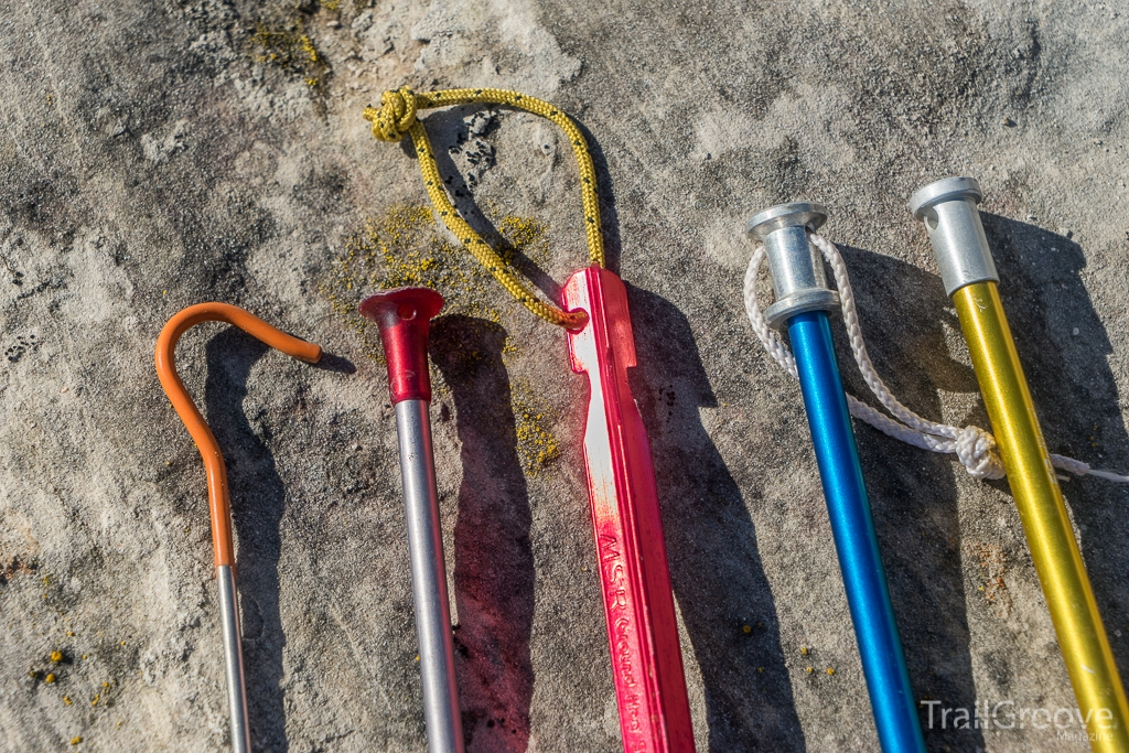 How to Choose Lightweight Backpacking Tent Stakes