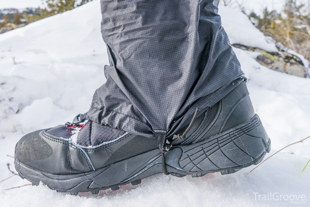 200 Gram Insulated Waterproof Breathable Boot for Backpacking