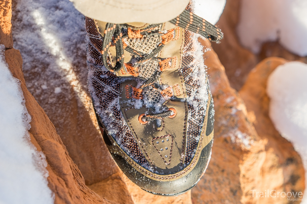 An All Purpose Waterproof Mid Hiking Boot