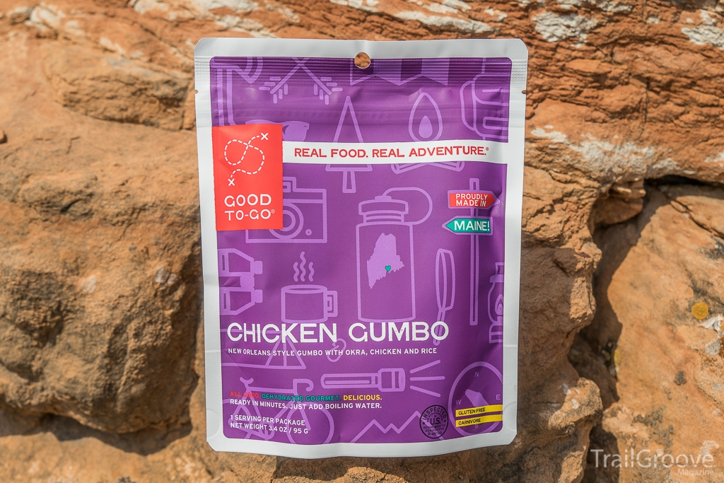 Good to Go Chicken Gumbo Review