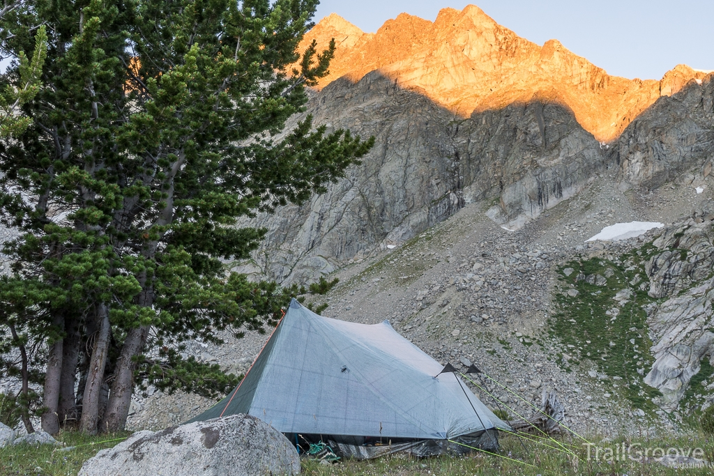 Backpacking Campsite Considerations