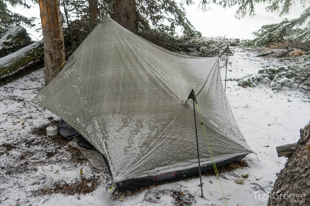 Camping in Mountain Snow Conditions and the Importance of Elevation