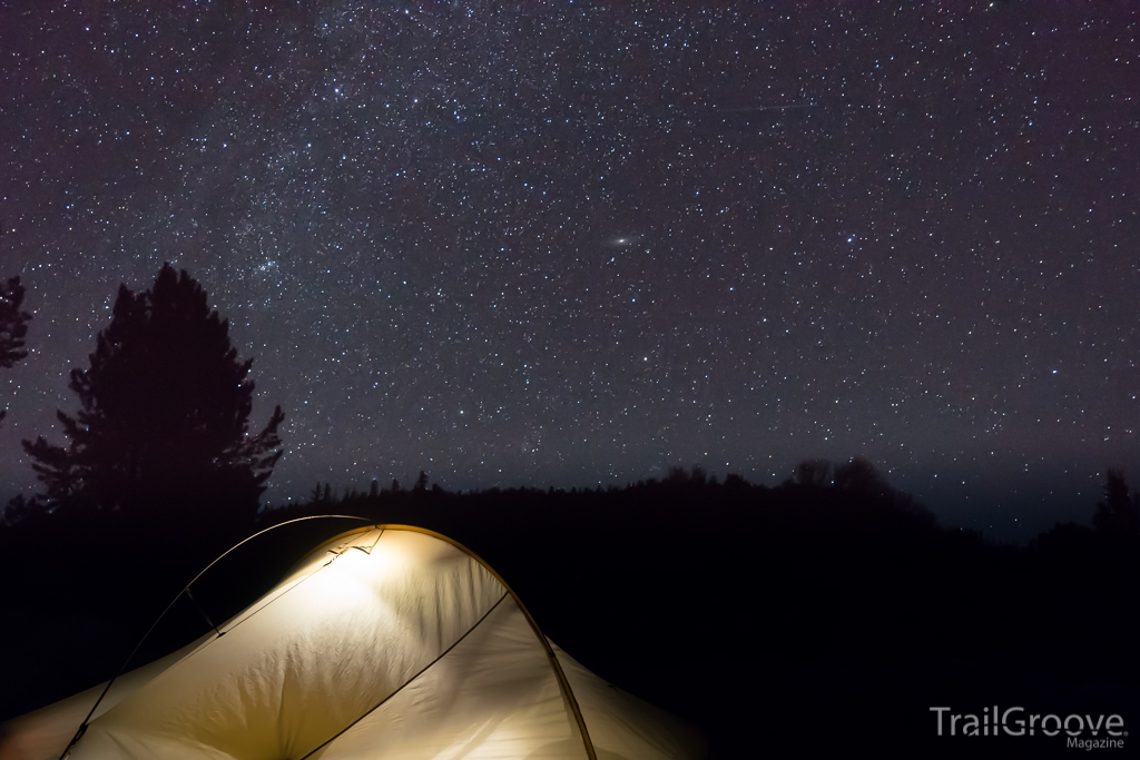 How to Choose a Great Wilderness Backpacking Campsite