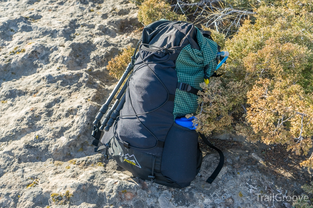 Backpacking with a Frameless Pack