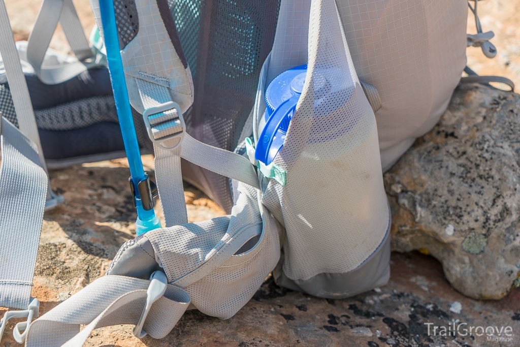 Backpacking Water Bottle and Hydration System