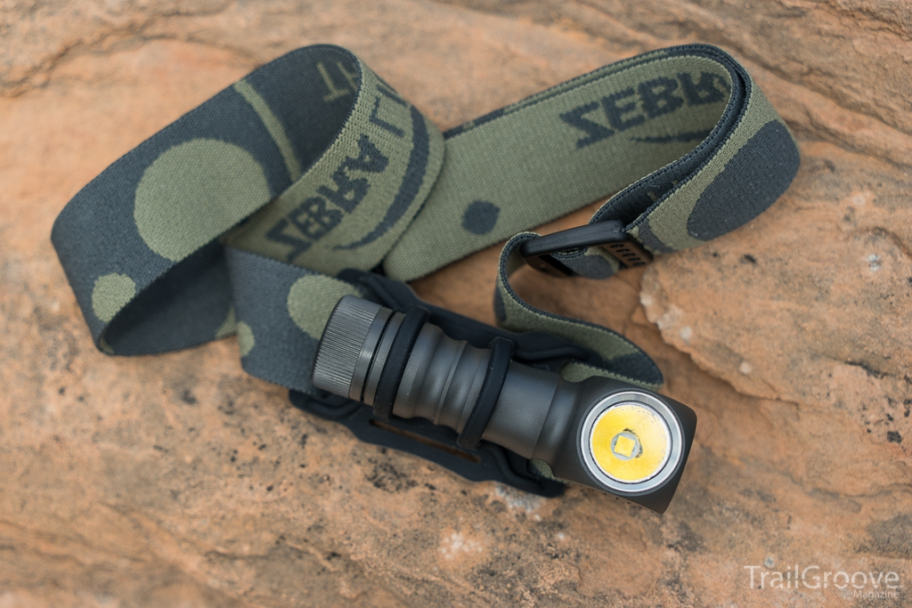 Regulated Headlamp for Hiking & Backpacking