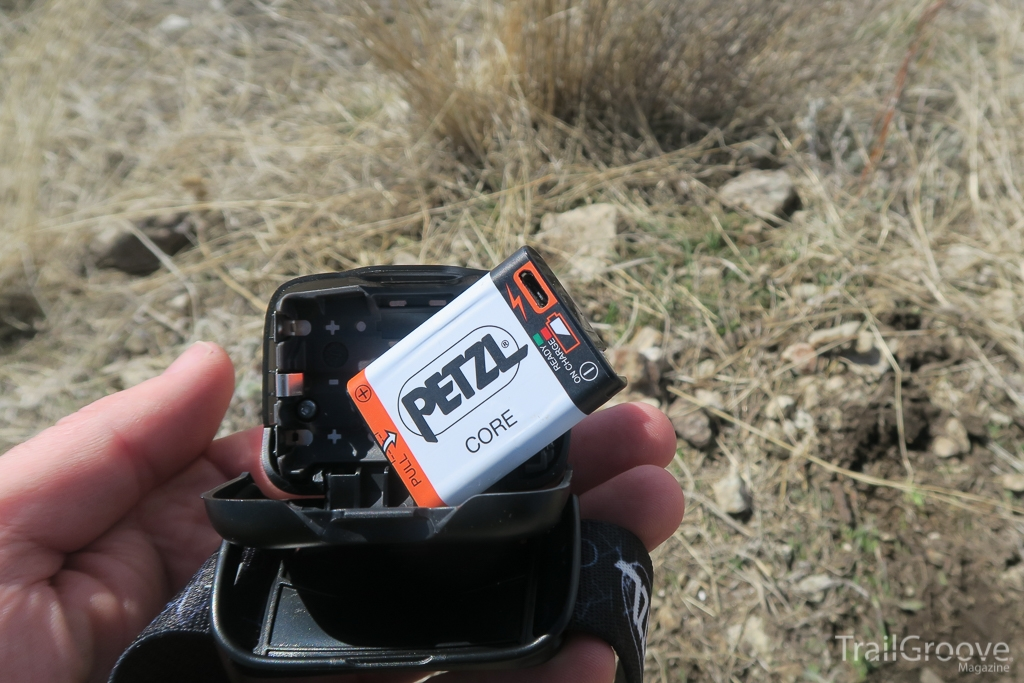 Petzl Core Battery System