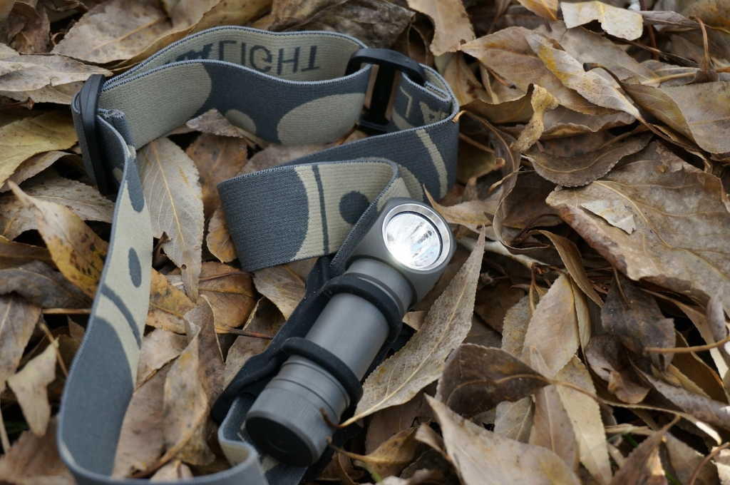 ZebraLight H52w Headlamp Review