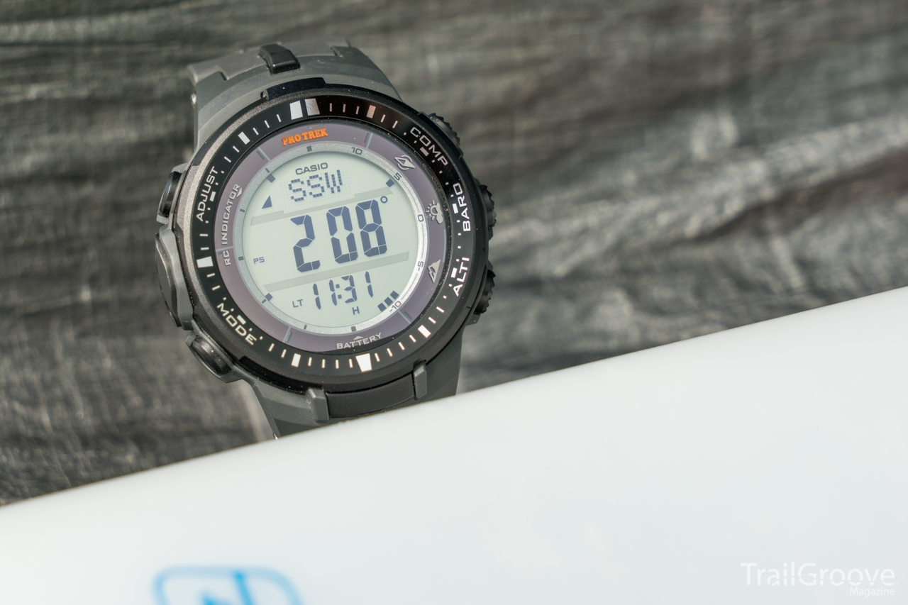 Casio Pro Trek PRW3000 Watch Review