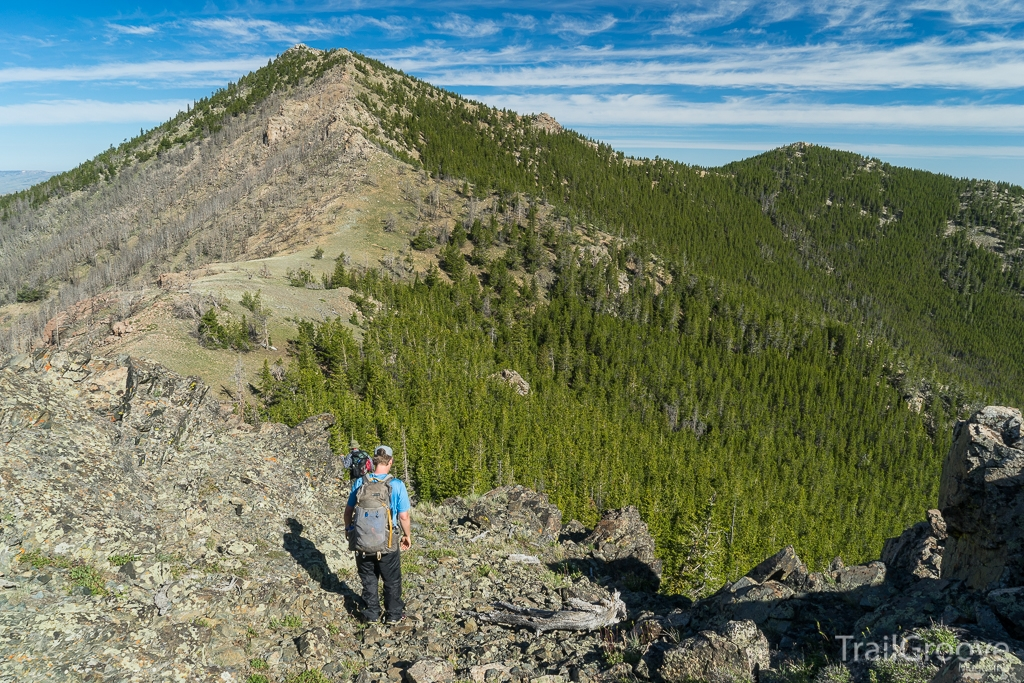 Rugged and Remote: Backpacking the Ferris Mountains WSA