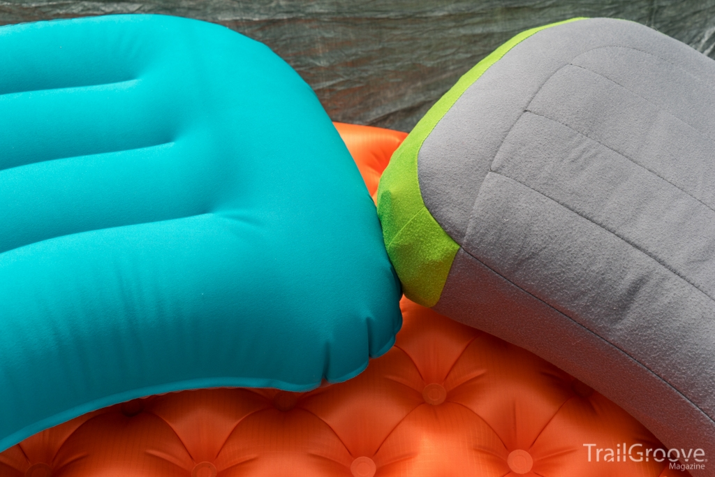 Exped REM Pillow and Sea to Summit Aeros Review