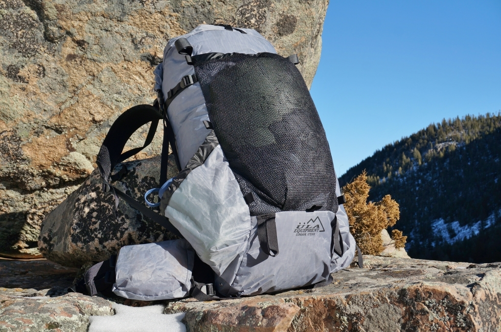 Custom Hybrid Cuben ULA Circuit Backpack