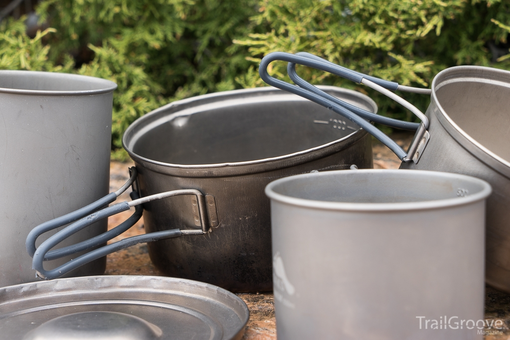 Backpacking Pots and Cookware Selection Guide