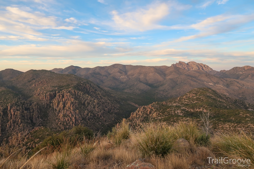 Along the Trails of Chiricahua