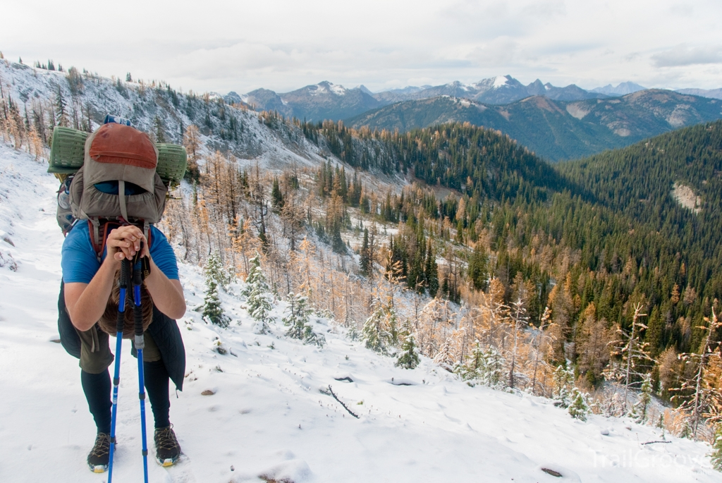 Thru-hiking in Snow on the Pacific Crest Trail