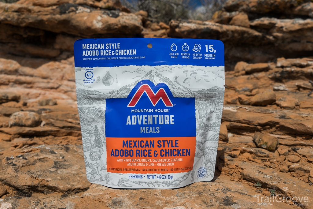 Mountain House Mexican Style Adobo Rice and Chicken Meal Review