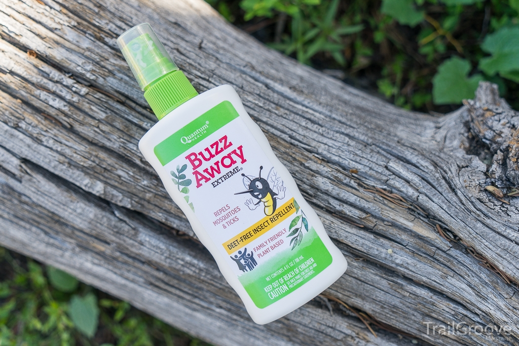 Buzz Away Extreme Natural Insect Repellent Review