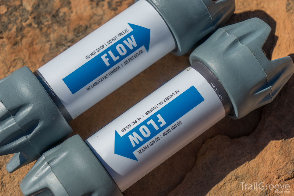 Backpacking Hollow Fiber Filters - Care and Maintenance