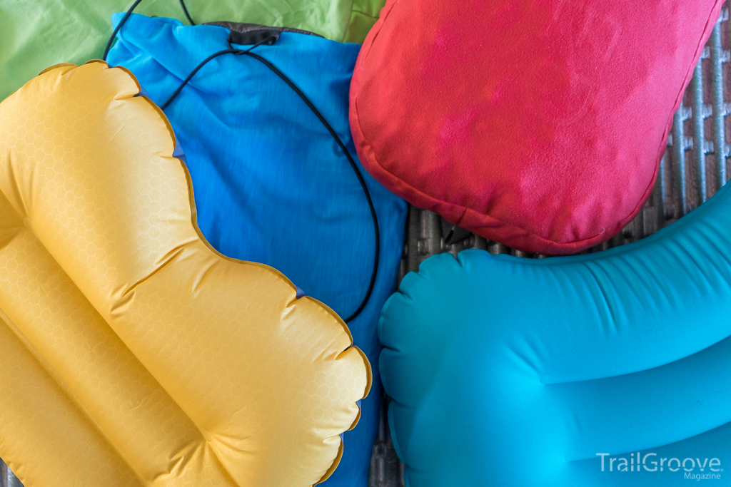 Backpacking Pillows - How to Choose