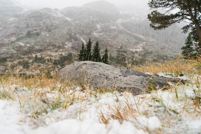 Tips for Hiking and Backpacking in Wintry Mix Conditions
